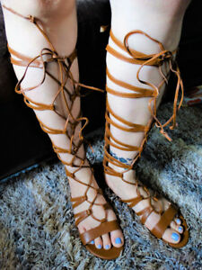 GUESS Gladiator Sandal