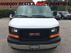 2017 GMC Savana 2500 Work Van**CAR PROOF CLEAN**SPECIAL PRICING*