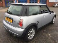 2006 Mini Mini 1.6 One Seven petrol manual