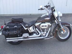 2011 Harley-Davidson FLSTC - Heritage Softail Classic