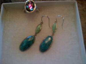 Earring and Ring set