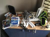 Wii and assortment of bits