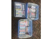 MIXED DVD JOB LOT - For Car Boot? - 147 IN TOTAL