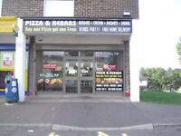 FISH & CHIPS / KEBABS/ PIZZA LOCK UP UNIT