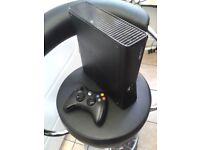 Xbox 360 Console (250GB) + Kinect + Pad and 6 Games - Great Condition - Only £100