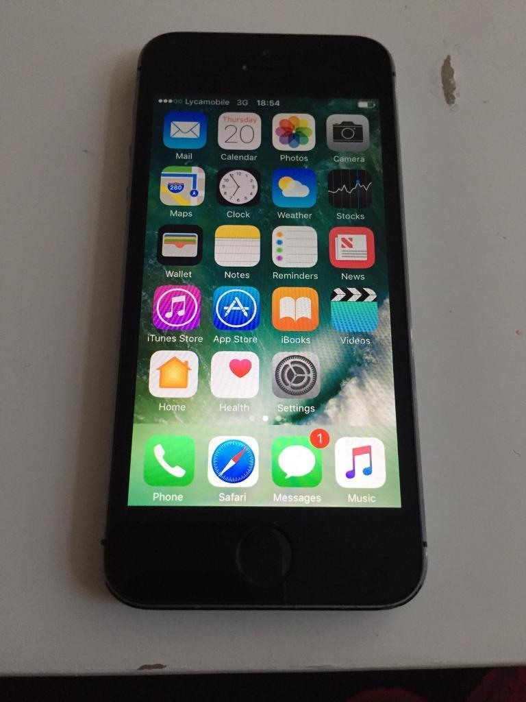 Apple iPhone 5s(16gb) unlockedin Bradford, West YorkshireGumtree - iPhone 5s (16gb) unlocked Fully working order Good used condition Collection and delivery available Thanks