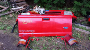 Ford Ranger Splash parts