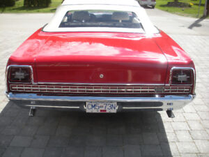 1969 Ford Galaxie 500 Convertible