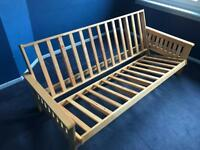 Wooden Double Day Bed