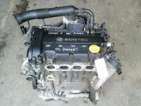 VAUXHALL CORSA AGILA 1.2 TWINPORT ENGINE Z12XEP 70K 2005-2010 TEL 07592053026