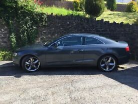 Immaculate Audi A5 coupe
