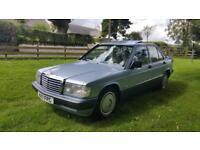 1990 mercedes benz 190 2,5 diesel