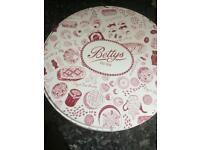 Large Bettys Tearoom cake tin