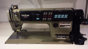 Automatic Industrial Sewing Machine -Brother Exedra-