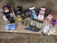 nitro rc cars as parts