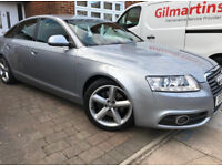 2010 Audi A6 SALOON 2.0 TDI S Line Automatic Low Miles