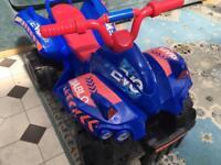 Evo ATV Quad Bike Electric Ride-On