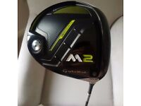 New 2017 Taylormade M2 10.5 Driver