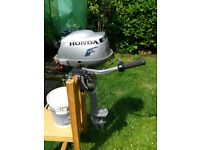 Honda 2hp Air-cooled Outboard