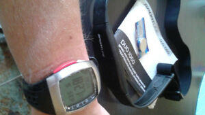 """Sportline"" heart rate monitor / watches"