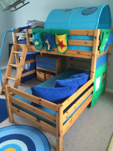 Solid Wood Bunk Beds **Delivery Included**