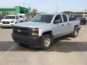 2014 Chevrolet Silverado 1500 1WT TOWING PACKAGE! 6 SEATS! SA...