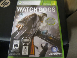 Watchdogs for XBox 360 - Very Good Condition