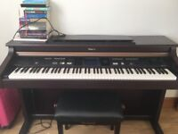 Roland KR-105 Digital Intelligent Piano (now discontinued)