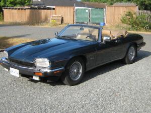 1992 jaguar xjs v 12