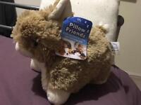 Pillow friendz rabbit