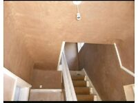 Plastering and skimming service