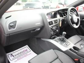 Audi A5 Coupe 2.0 TDI 177 Quattro S Line 2dr