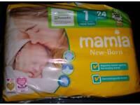 Nappies newborn.
