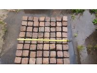 Reclaimed granite setts for sale..