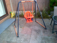 Hedstrom 2-in-1 Baby/Child Swing