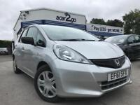 2012 Honda JAZZ I-VTEC S AC Manual Hatchback