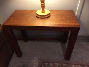 PARSONS SIDE TABLE FOR SALE