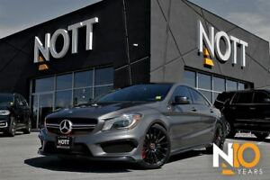 2014 Mercedes-Benz CLA-Class CLA 45 AMG Exclusive PKG LOADED