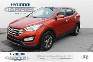 2013 Hyundai Santa Fe Sport 2.4 AWD CUIR! TOIT PANORAMIQUE! AWD!