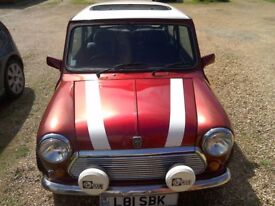1993 Rover mini Mayfair in very good condition just spent £950 on parts..