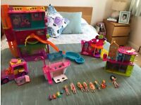 Massive bundle of new/nearly new Polly Pocket