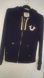 Men's true religion hoodie
