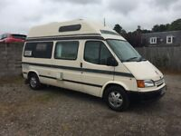 FORD TRANSIT AUTOSLEEPER DUETTO 1 YEARS MOT