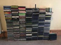 Massive CD collection 500+ CD's MP3's