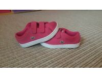 Converse,Lacoste,St.Oliver kids size 9