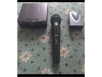 Professional Wireless Mic RRP £80