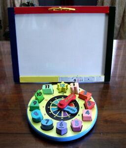 5 lot de jouets Mélissa & Doug (EDUCATIF)