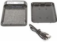 "Kingston 2.5"" HDD or SSD External Enclosure USB 2.0"