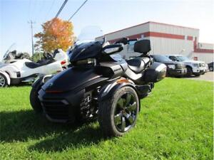 2016 Can Am Spyder F3 Limited Special Series