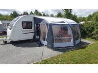 Outdoor Revolution Espirit 360 Pro caravan air awning